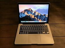 " Apple MacBook Pro Retina 13"" Late 2012 2.9 GHz Intel Core i7 8GB / 750GB "