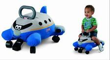 LITTLE TIKES PILLOW RACERS PLANE RIDE ON PLANE