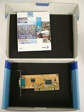CARTE PCI   1 port   serie RS232  DB9