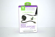 ReTrak - Retractable Standard HDMI To Mini-Display Port Cable Sealed