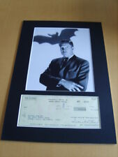 Vincent Price Genuine Signed Authentic Autograph - UACC / AFTAL