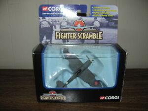 Corgi Showcase Collection Fighter Scramble Supermarine Spitfire