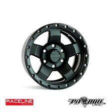 "Pit Bull RC 1.9"" Raceline ""Combat"" Aluminum Wheels - Black (4) PBTPBW19CMBB"
