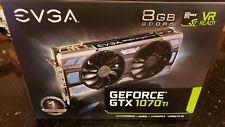 EVGA GEFORCE GTX 1070 Ti ftw2 8gb GDDR5