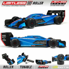 Arrma Limitless 1/7 Scale Speed Bash Electric 4WD RC All-Road Roller 100+ MPH