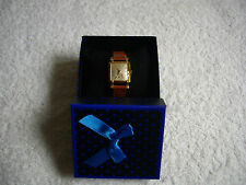 Vintage Ladies LANCO Gold Plate Mechanical 15 Jewels Swiss Made Watch