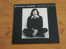 Michael Franks: The Art of Tea - 12 Inch Vinyl Record