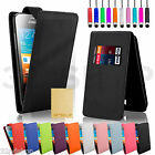 Samsung Galaxy Ace PU leather flip wallet case cover designed to fit Ace S5830