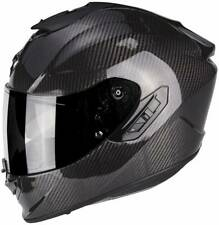 CASCO MOTO INTEGRALE SCORPION EXO 1400 AIR CARBON SOLID BLACK TG S