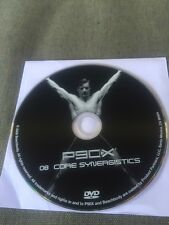 P90X CORE SYNERGISTICS DVD - DISC 08 TONY HORTON BEACHBODY-WORKOUT-FREE SHIP