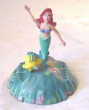 Rare ! Authentic Vintage Disney Ariel Little Mermaid Backyard Sprinkler (Read)