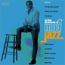 Various Artists - Further Adventures of Mod Jazz / Various [New CD] UK - Import