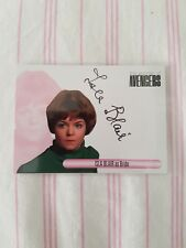 WOMEN OF AVENGERS - ISLA BLAIR (BRIDE) AUTOGRAPH CARD WAIB