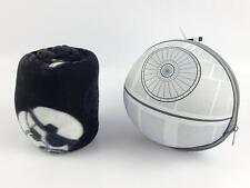 Star Wars Throw Blanket & Death Star Case - Darth Vadar Boba Fett Stormtroopers