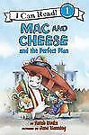 Mac and Cheese and the Perfect Plan (I Can Read Book 1)-ExLibrary