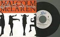 Vinyl Single 45, Malcolm Mc Laren and the Bootzilla Orchestra Waltz ( Epic UK )