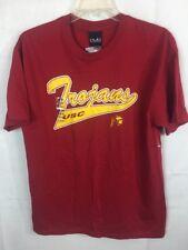 Old Varsity Brand Mens Size L USC Trojans NWT Red Tshirt B11*O