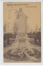 AK Hamburg, Ohlsdorf, Friedhof - Primus Denkmal 1916