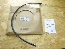 Chrysler Voyager GS '98-'00 2.4 Gaszug Seilzug Gaspedal Cable 4861327AA Kickdown