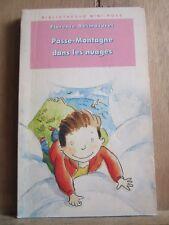 Florence Desmazures: Passe-Montagne dans les nuages/ Bibliothèque Rose , 1997