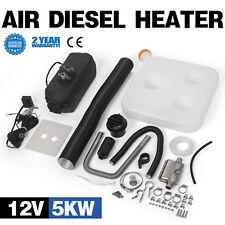 ve 12V 5KW Diesel Air Heater Diesel Filter Thermostat Silencer For Cars od