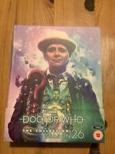 More details for doctor who the collection - season 26 blu-ray limited edition set