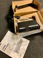Shure SCM268 4-Channel Microphone Mixer, 6 Transformers