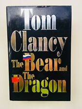 The Bear and the Dragon by Tom Clancy (Hardback, 2000)