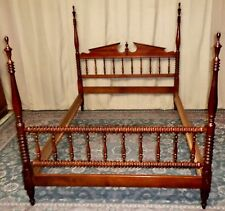 PENNSYLVANIA HOUSE CHERRY FULL BED Independence Hall Spool Candlelight Bed #5511