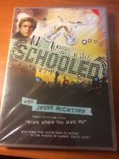 Schooled with Jesse McCartney (DVD, BRAND NEW) ...166