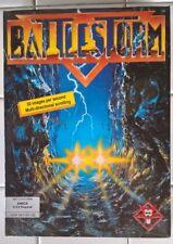 BattleStorm For Commodore Amiga, New / Sealed, Titus