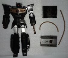Cloud 9 Quakeblast Masterpiece scale black Shockwave Shackwave MINT complete