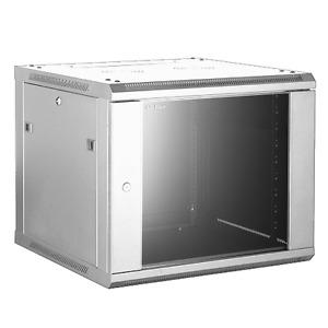 12U Wall Mounted Server Cabinet 600 (W) x 550 (D) server rack cabinet - Grey