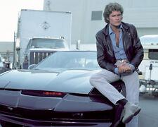 Hasselhoff David Knight Rider (50728) 8x10 Photo