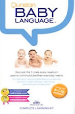 The Dunstan Baby Language (DVD, 2006, 2-Disc Set) - Factory Sealed