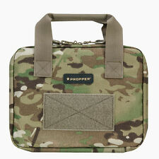 Pistol Case Soft Sided Bag for Handgun - MULTICAM Camo - PROPPER F5617