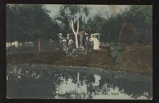 Postcard LE MARS IA Cleveland Park 1907 ?