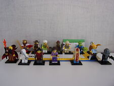 Lego Mini Figures - Series 13 - 71008 - Figurines Selection Of