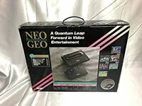NEO GEO AES Console System SNK video game Japanese