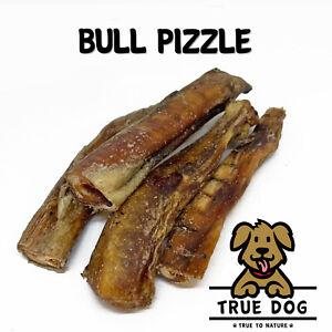 Bull Pizzle Sticks, 100% Natural healthy Dog Chew treat, Bully Sticks | True Dog