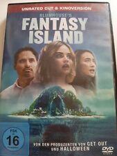 Blumhouse?s Fantasy Island - Unrated Cut  Remake der Serie als Horr