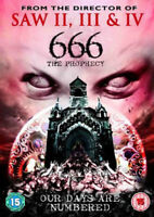 666 - The Prophecy DVD Nuevo DVD (MTD5707)
