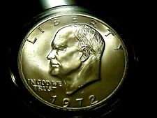 1972-S Eisenhower IKE Silver Dollar AMAZING BEST LOOKING 1972 IKE I have seen