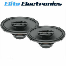 """HERTZ CENTO CPX 690 6X9"""" 3-WAY 360W COAXIAL SPEAKERS W/ GRILLE CPX690"""