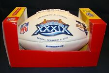 2005 NFL Limited Edition Commemorative Football SUPER BOWL XXXIX Ball NEW