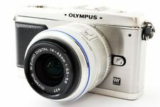 Olympus PEN E-P1 12.3MP 14-42mm Lens Kit [Exc w/8GB SD Card,Strap [588]