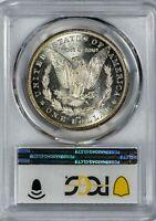 1892-CC Morgan PCGS MS63 Silver Dollar with Semi-Prooflike Reverse!