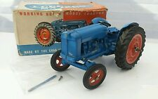 Chad Valley Tractor - New Fordson Major Working Scale Model