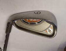 Left Handed Ping G10 Black Dot 6 Iron  Dynamic Gold R300 Steel Shaft