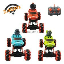 RC High Speed Drift Shot Rock Crawler 3-in-1 Shooting Magnetic Quick Change Car